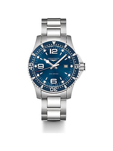 Longines Herrenuhr Diving HydroConquest L38404966