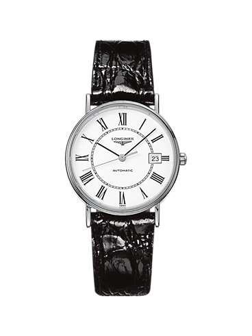 Longines Herrenuhr Elegance Présence L48214112