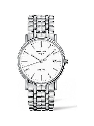 Longines Herrenuhr Elegance Présence L49214126