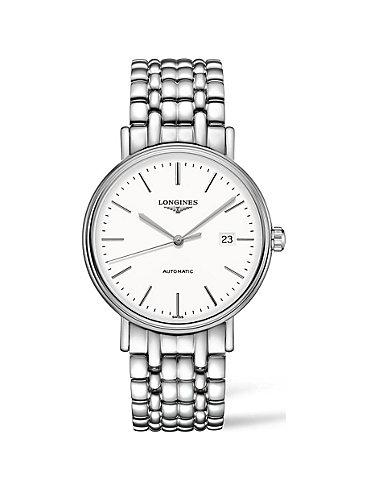Longines Herrenuhr Elegance Présence L49224126