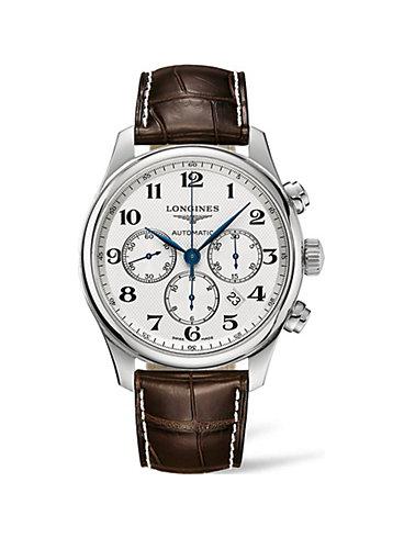 Longines Herrenuhr Master Chronograph L28594783