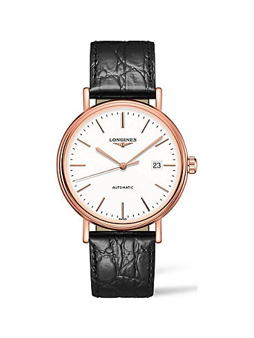 Longines Herrenuhr Pr?sences L49221122