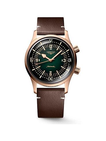 Longines Taucheruhr Diving The Longines Legend Diver Watch L37741502