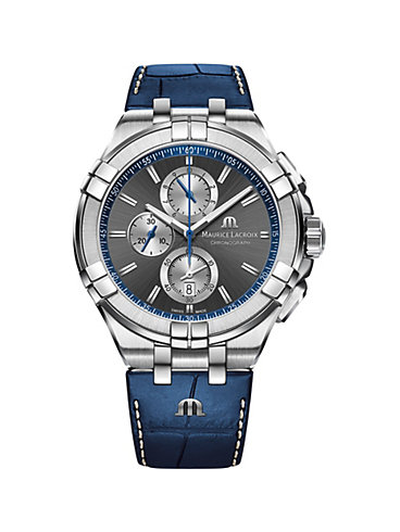 Maurice Lacroix Chronograph AI1018-SS001-333-1