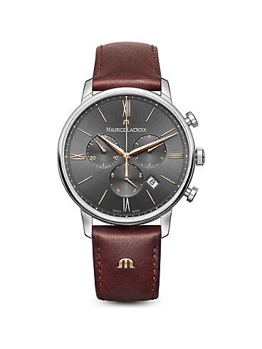 Maurice Lacroix Chronograph Eliros EL1098-SS001-311-1