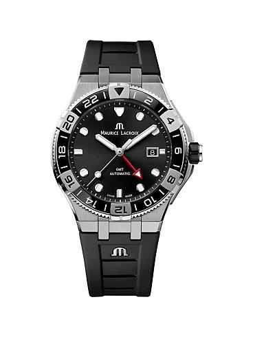 Maurice Lacroix Herrenuhr Aikon Venture GMT AI6158-SS001-330-2