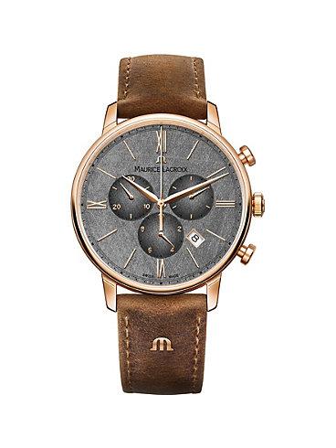 Maurice Lacroix Unisexuhr Eliros Date Chronograph EL1098-PVP01-210-1