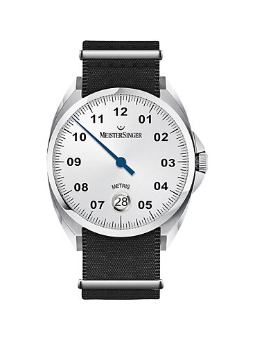 MeisterSinger Chronograph Klassik Plus ME901