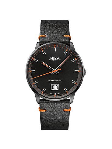 Mido Herrenuhr Commander Big Date M0216263605101