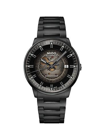 Mido Herrenuhr Commander II M0214073341100
