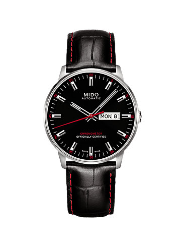 Mido Herrenuhr Commander II M0214311605100