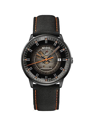 Mido Herrenuhr Commander M0214073741100