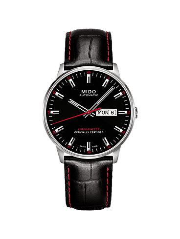 Mido Herrenuhr Commander M0214311605100