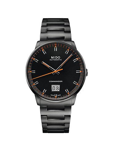 Mido Herrenuhr Commander M0216263305100