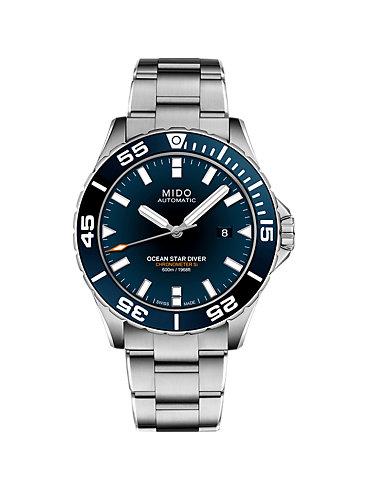 Mido Herrenuhr Ocean Star 600 Chronometer M0266081104100