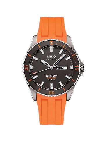 Mido Herrenuhr Ocean Star Captain M0264304706100