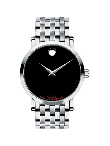Movado Herrenuhr Red Label Automatic 0606283