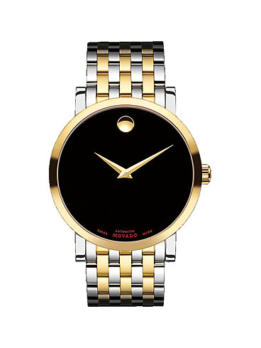 Movado Herrenuhr Red Label Automatic 0607008