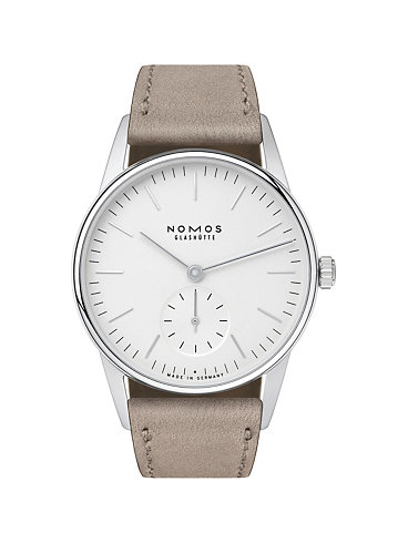 Nomos Glashütte Herrenuhr Orion 33 324