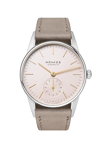 Nomos Glashütte Herrenuhr Orion 33 325