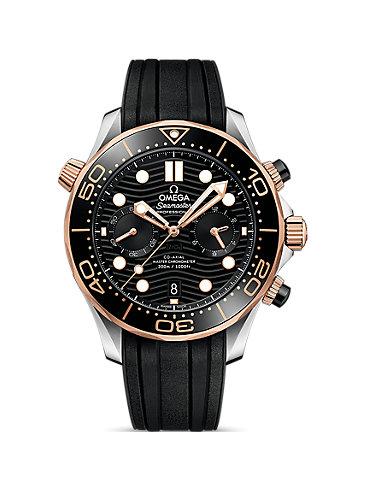 Omega Chronograph Seamaster Diver 300M O21022445101001