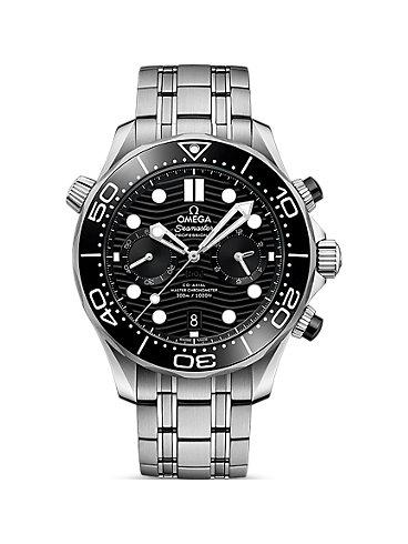 Omega Chronograph Seamaster Diver Chrono O21030445101001