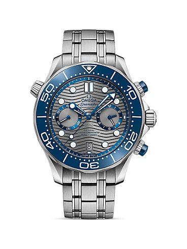 Omega Chronograph Seamaster Diver Chrono O21030445106001