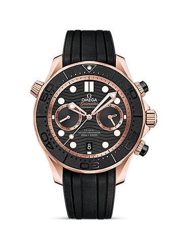 Omega Chronograph Seamaster Diver O21062445101001