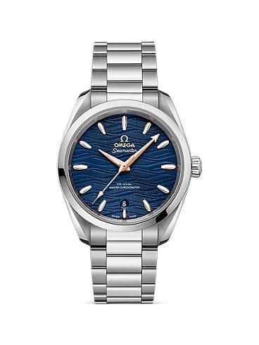 Omega Damenuhr Seamaster Aqua Terra O22010382003002