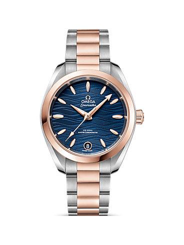 Omega Damenuhr Seamaster Aqua Terra O22020342003001