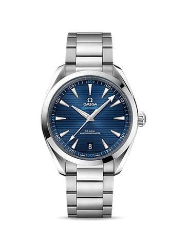 Omega Herrenuhr Seamaster Aqua Terra O22010412103001