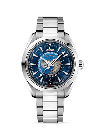 Omega Herrenuhr Seamaster Aqua Terra O22010432203001