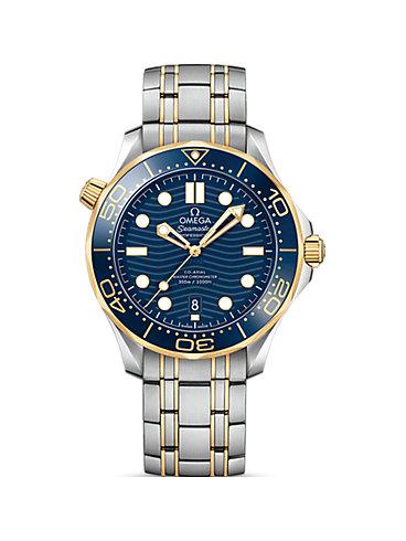 Omega Herrenuhr Seamaster Diver 300M O21020422003001