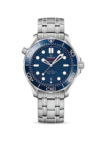 Omega Herrenuhr Seamaster Diver 300M O21030422003001