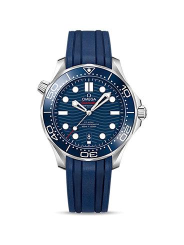 Omega Herrenuhr Seamaster Diver 300M O21032422003001