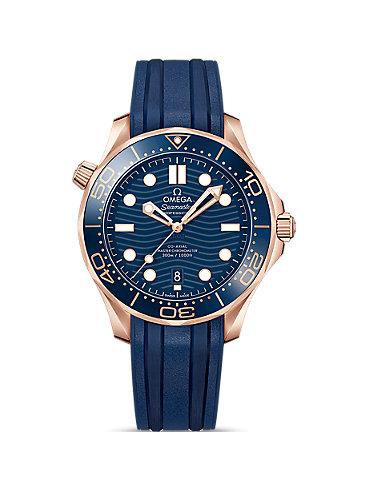 Omega Herrenuhr Seamaster Diver 300M O21062422003001