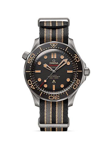 Omega Herrenuhr Seamaster Diver 300M O21092422001001