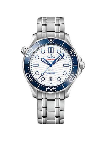 Omega Herrenuhr Seamaster Diver 300M Olympia Tokio 2020 O52230422004001