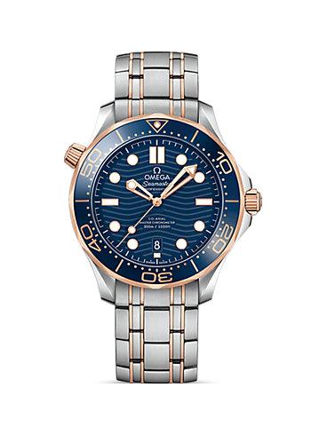 Omega Herrenuhr Seamaster Diver O21020422003002
