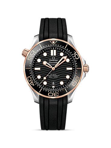 Omega Herrenuhr Seamaster Diver O21022422001002