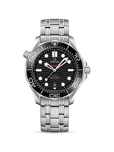 Omega Herrenuhr Seamaster Diver O21030422001001