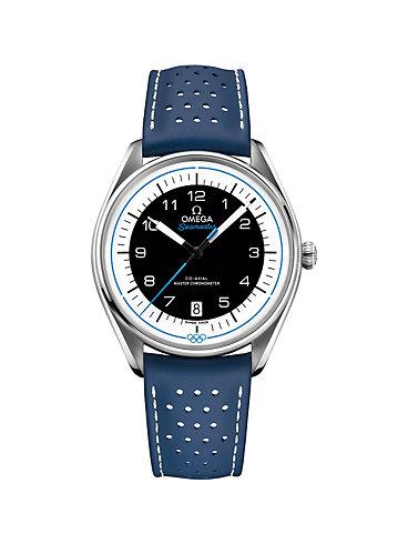 Omega Herrenuhr Seamaster Official Timekeeper O52232402001001