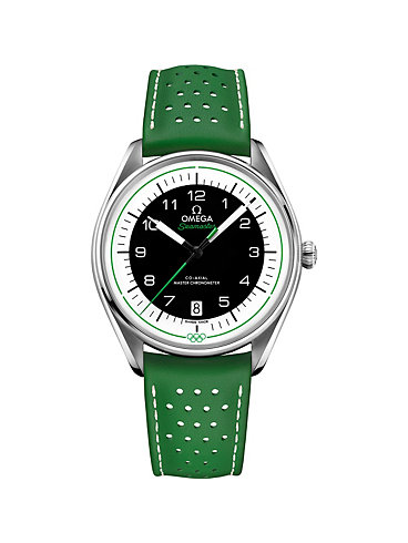 Omega Herrenuhr Seamaster Official Timekeeper O52232402001005