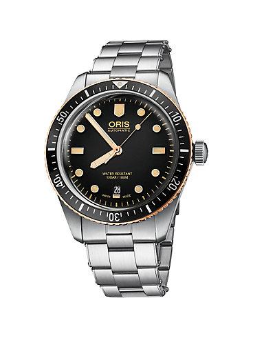 Oris Herrenuhr Divers Sixty-five 01 733 7707 4354-07 8 20 18