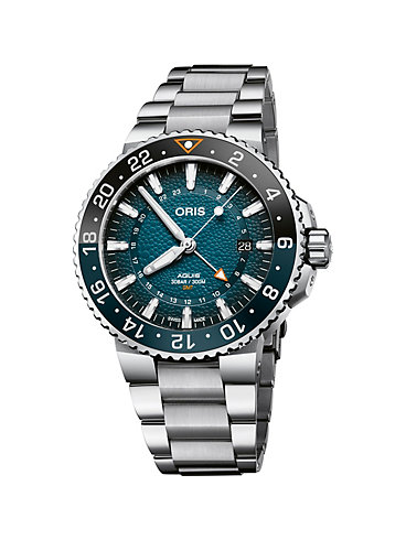 Oris Herrenuhr Whale Shark Limited Edition 01 798 7754 4175-Set