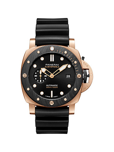 Panerai Chronograph Submersible Goldtech? OroCarbo PAM01070