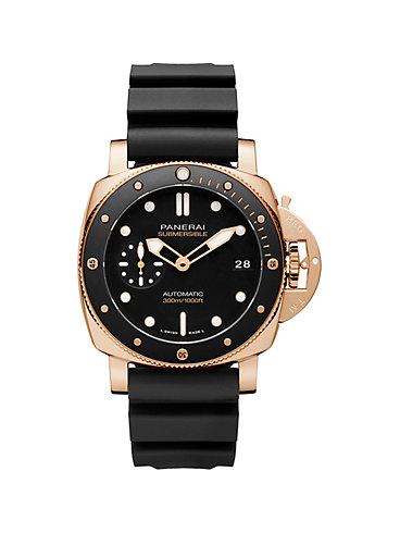 Panerai Chronograph Submersible Goldtech? PAM01164
