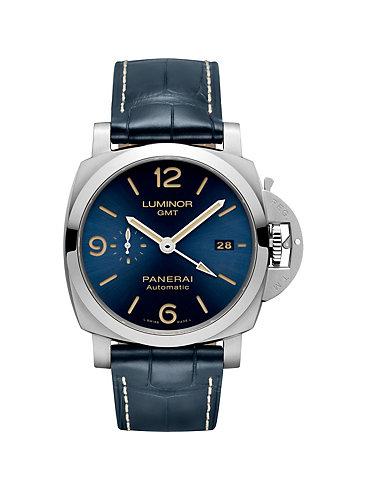 Panerai Uhren-Set Luminor GMT PAM01033
