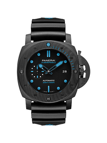 Panerai Unisexuhr Submersible Carbotech?  Carbotech? 47 mm PAM01616