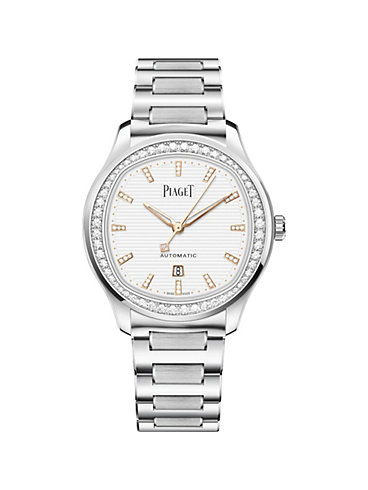 Piaget Unisexuhr Polo Date 36MM G0A46019